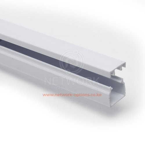 how to open plastic trunking